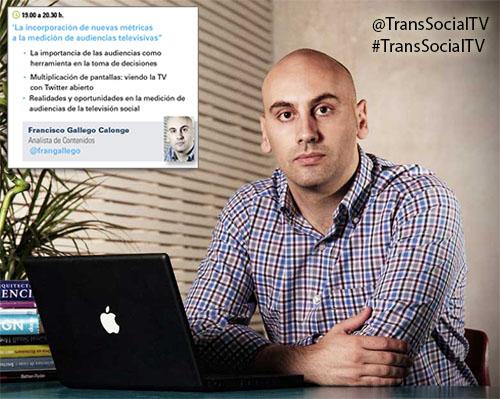 Francisco Gallego televisión social TransSocialTV