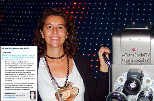 Susana Alosete Chica de la tele chicadelatele
