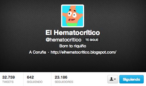 El-Hematocritico