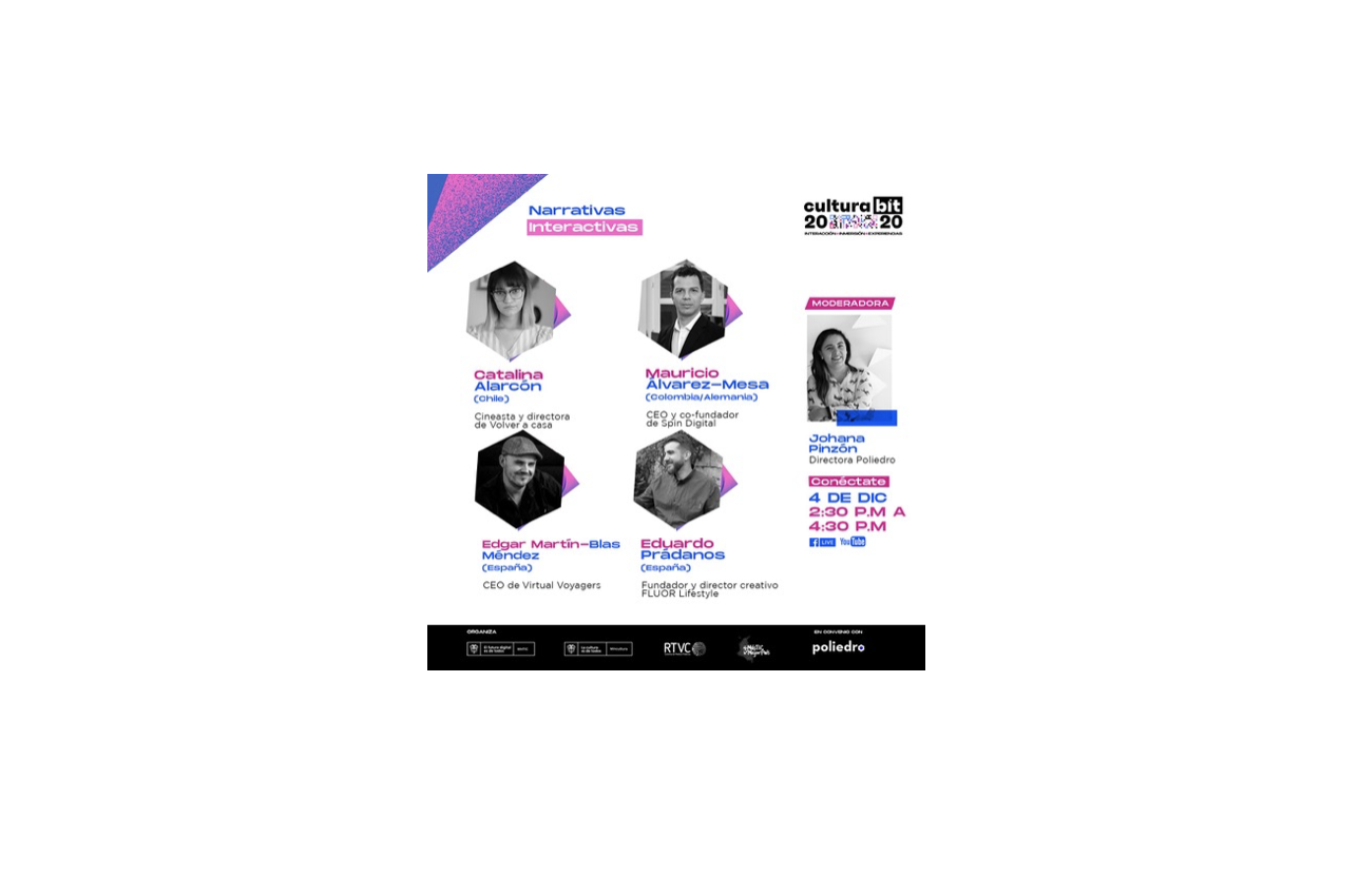 narrativas-interactivas-eduardo-pradanos-transmedia-festival-cultura-bit-colombia